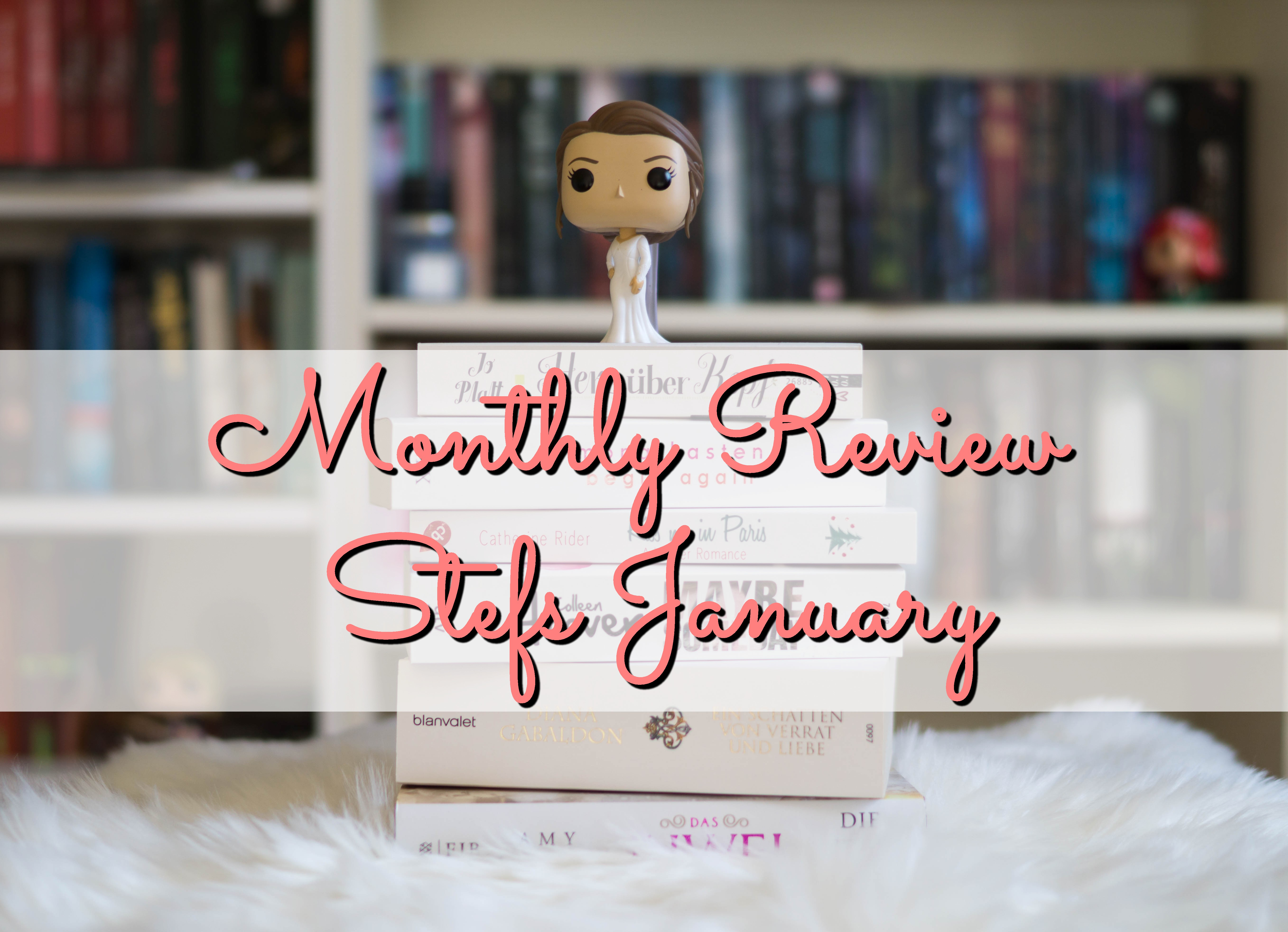Monthly Review: Stefs January graphic