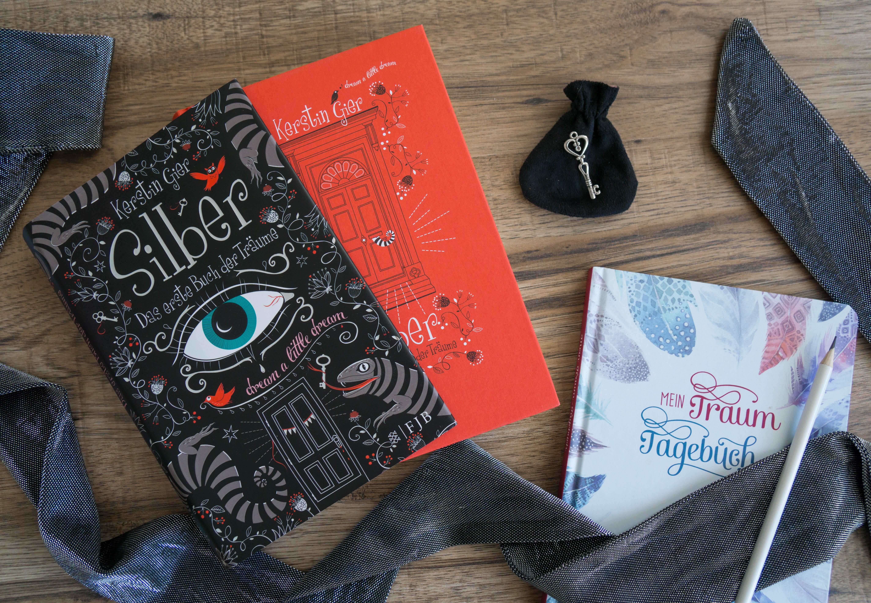 Silber: Das erste Buch der Träume – Kerstin Gier graphic