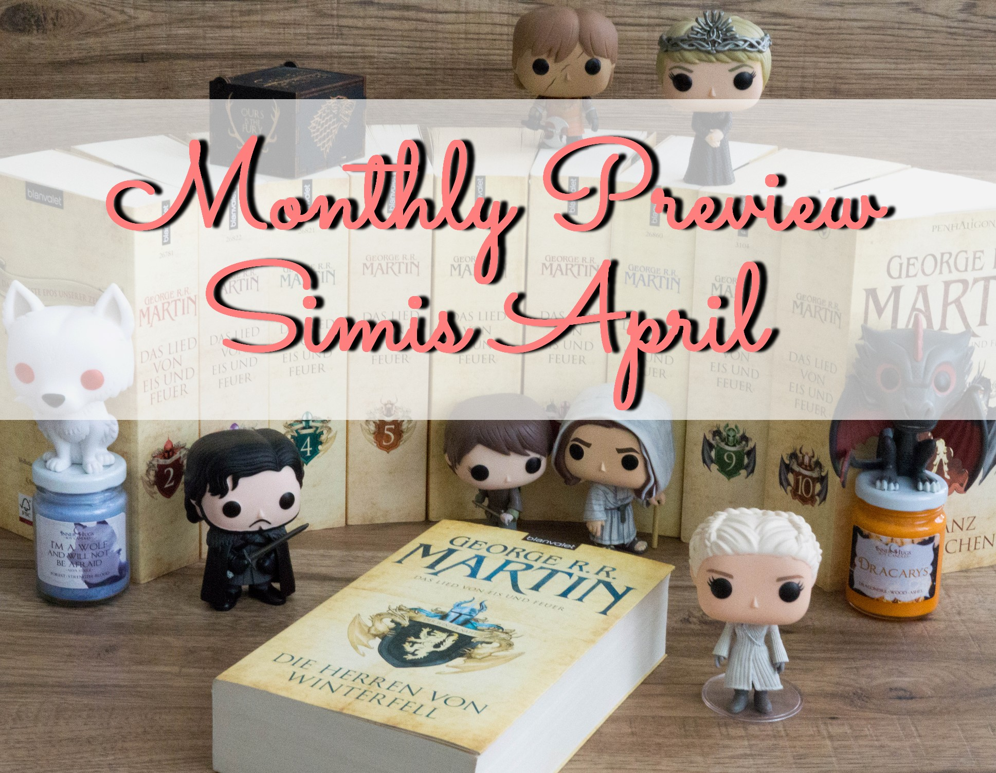 Monthly Preview: Simis April graphic