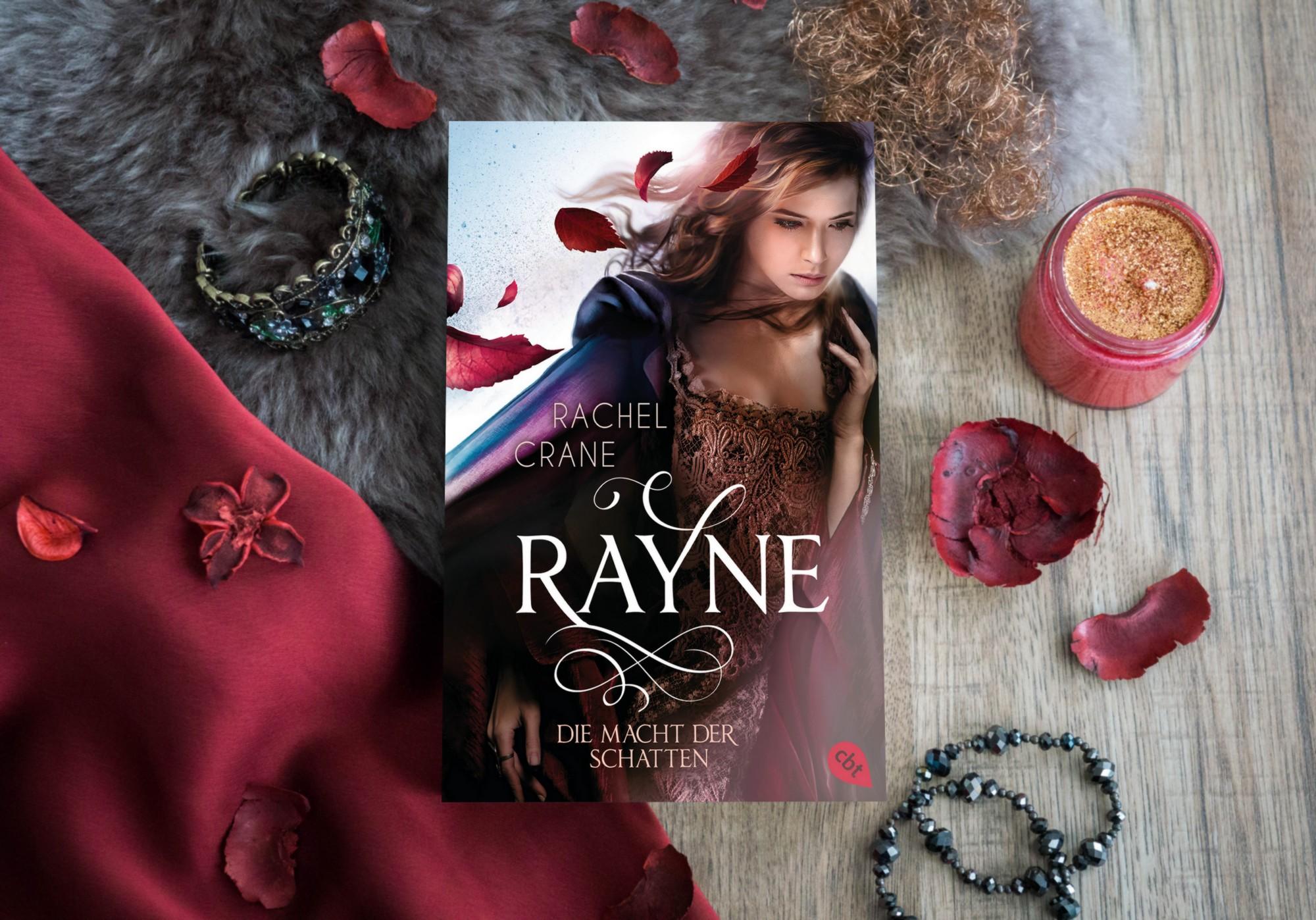 Rayne: Die Macht der Schatten – Rachel Crane graphic