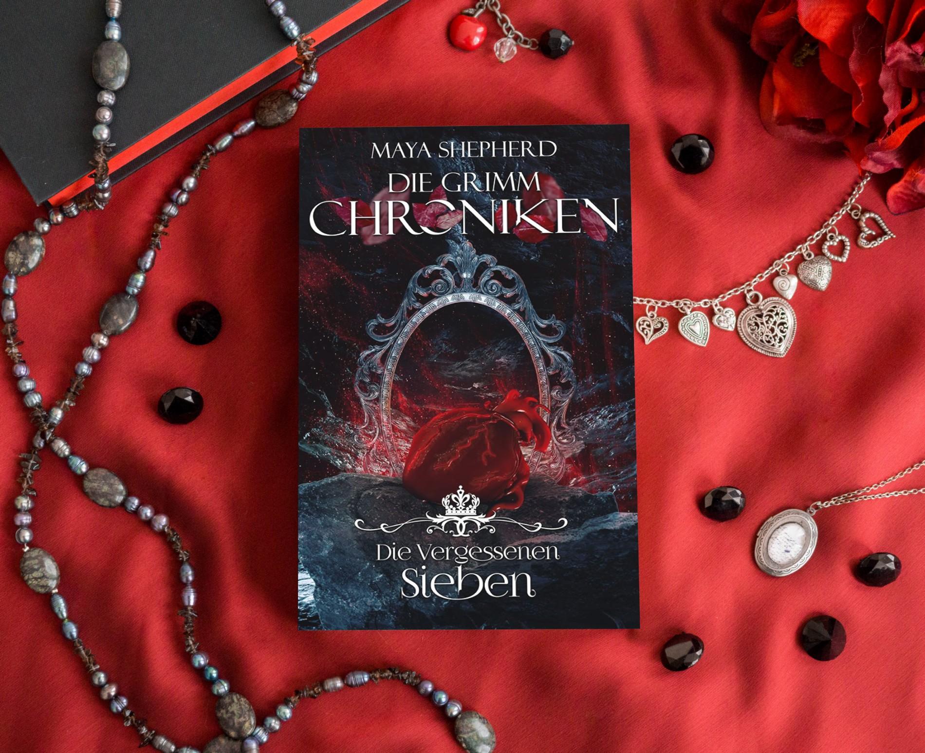 Die Grimm-Chroniken: Die Vergessenen Sieben – Maya Shepherd graphic