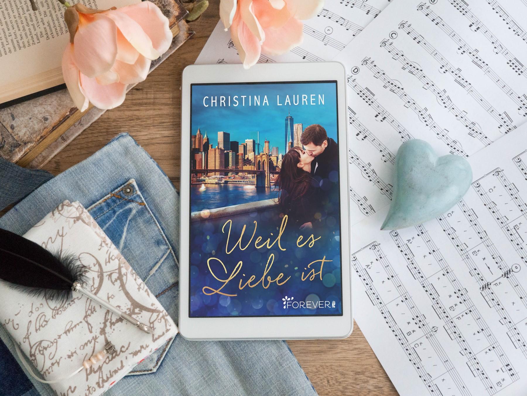 Weil es Liebe ist – Christina Lauren graphic