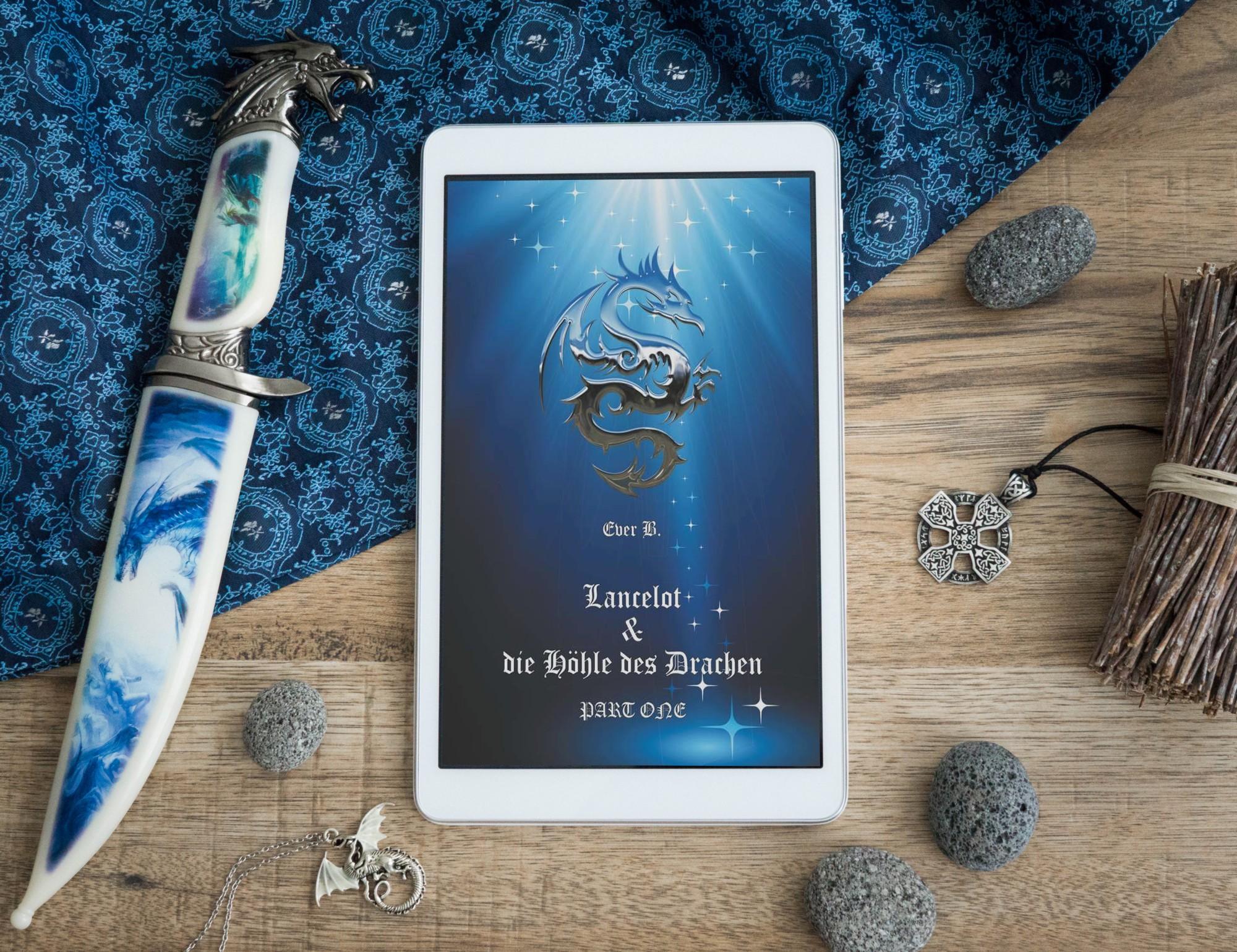 Lancelot und die Höhle des Drachen – Ever B. graphic