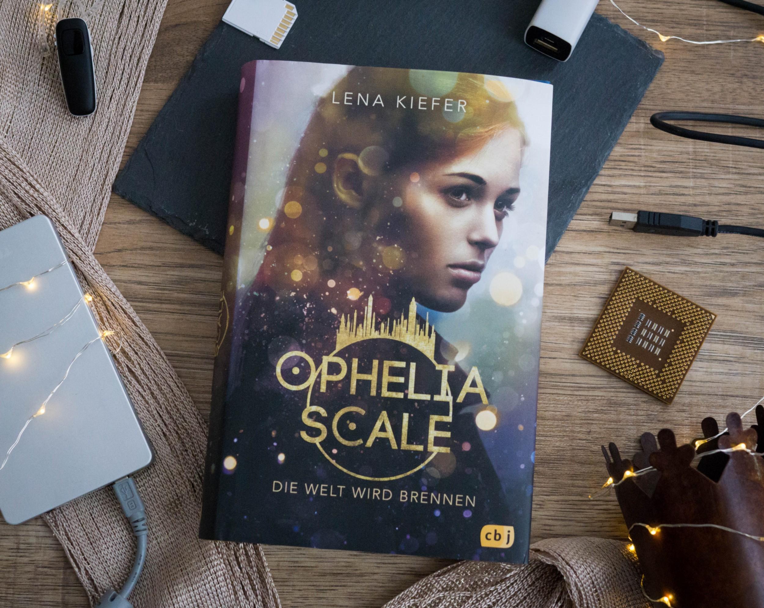 Ophelia Scale: Die Welt wird brennen – Lena Kiefer graphic