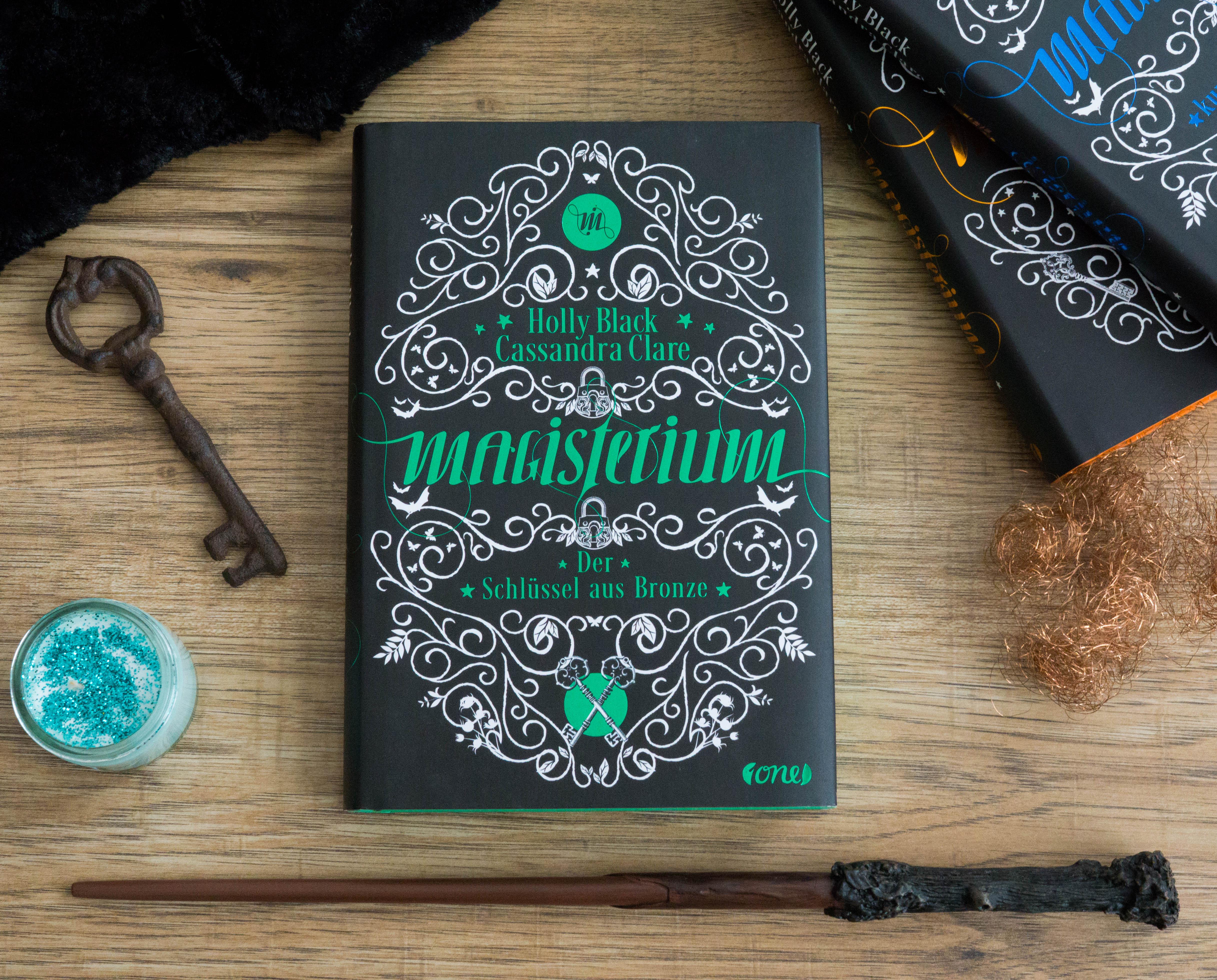 Magisterium: Der Schlüssel aus Bronze – Holly Black und Cassandra Clare graphic