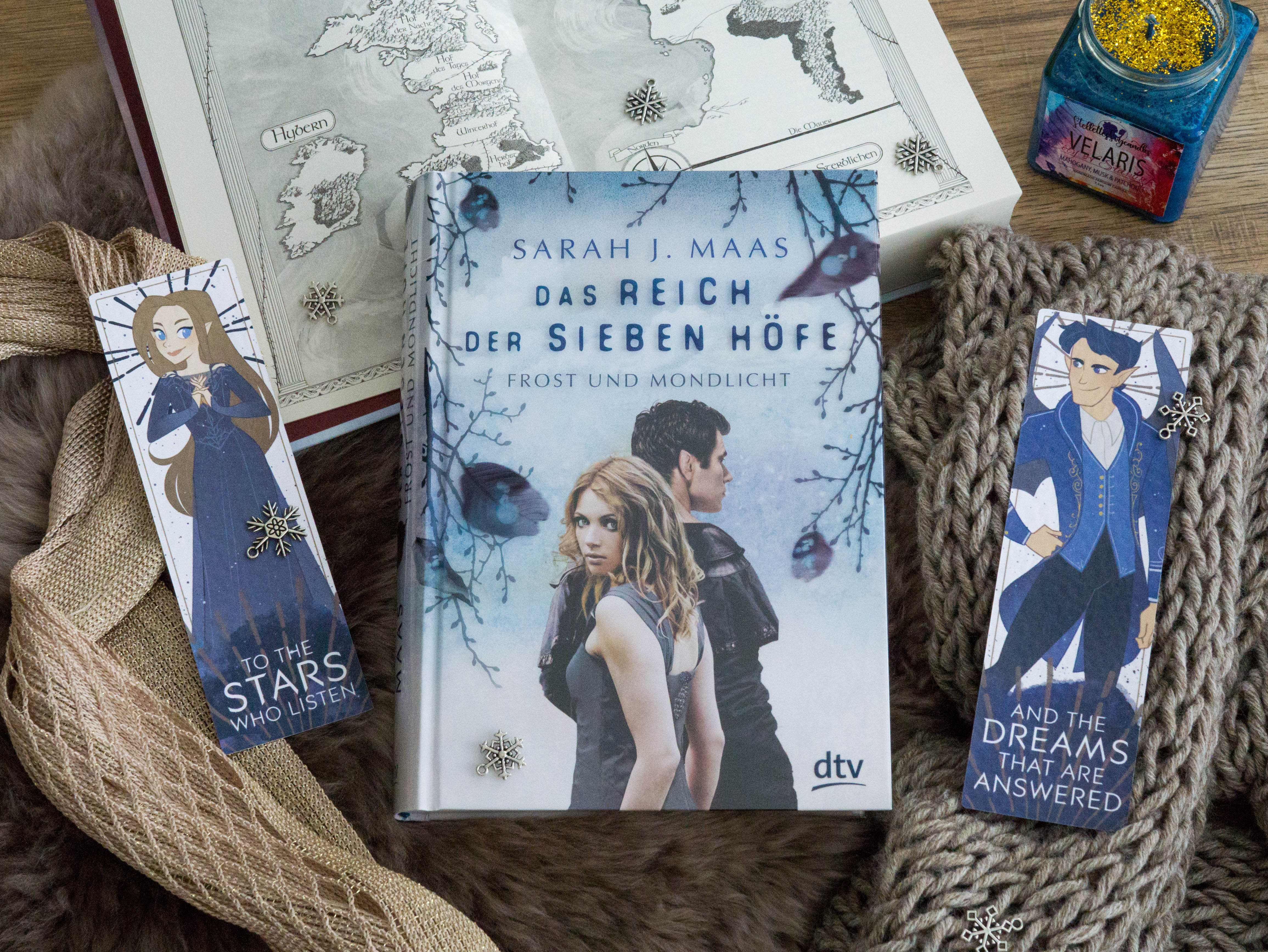 Das Reich der sieben Höfe: Frost und Mondlicht – Sarah J. Maas
