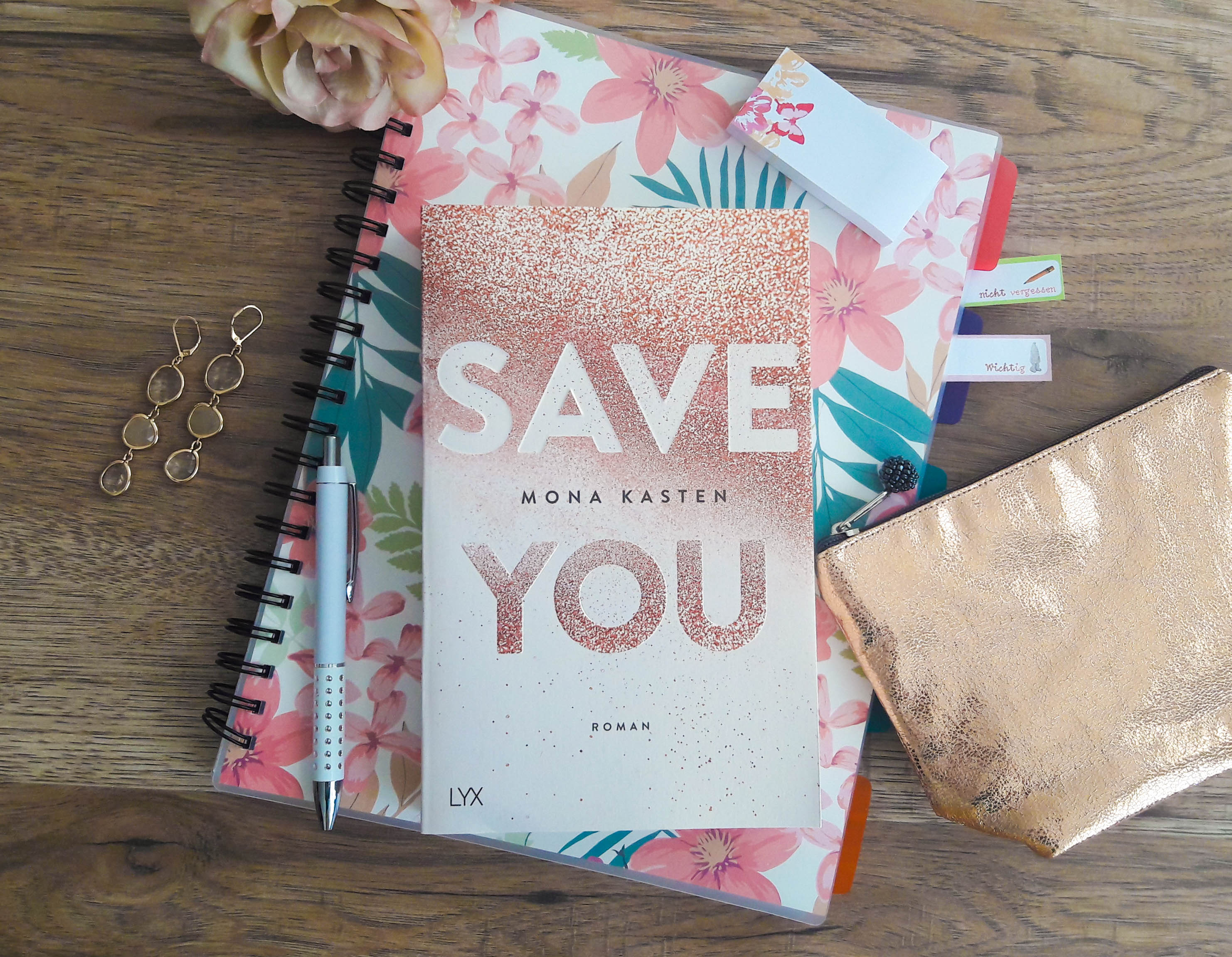Save You – Mona Kasten graphic