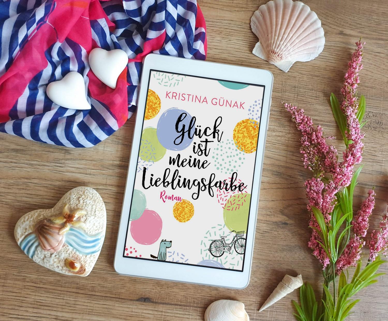 Glück ist meine Lieblingsfarbe – Kristina Günak graphic