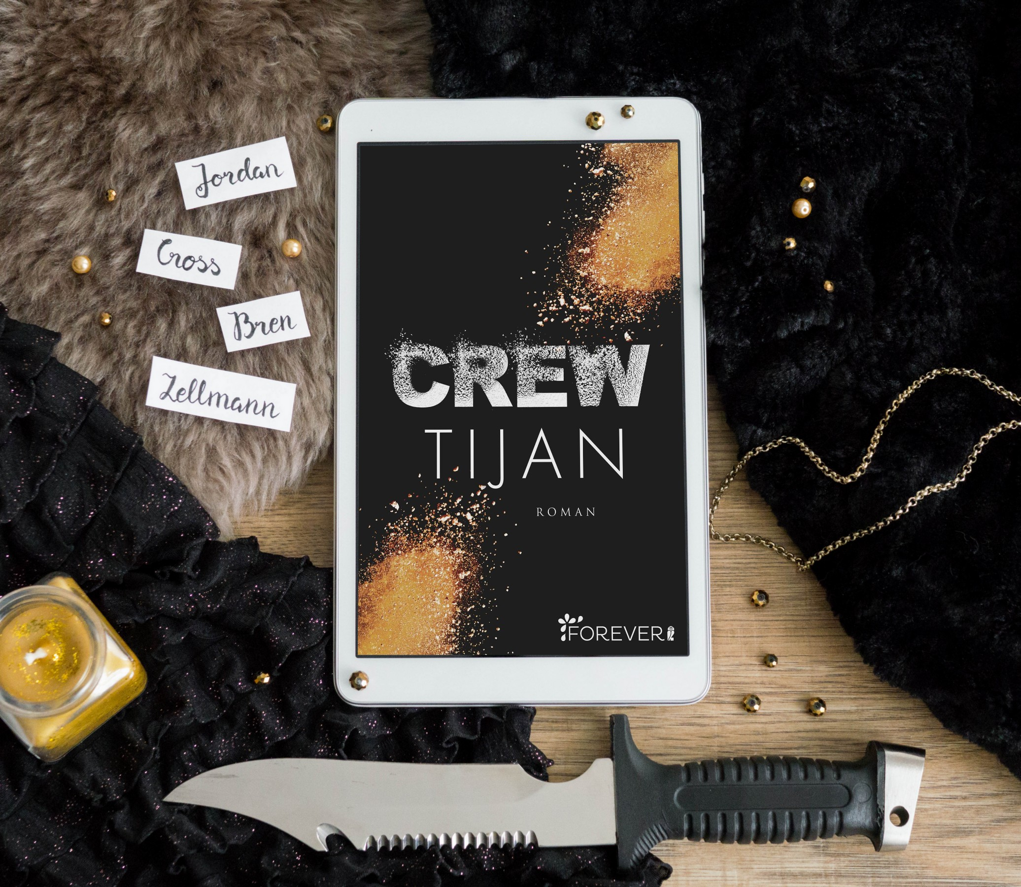 Crew – Tijan graphic