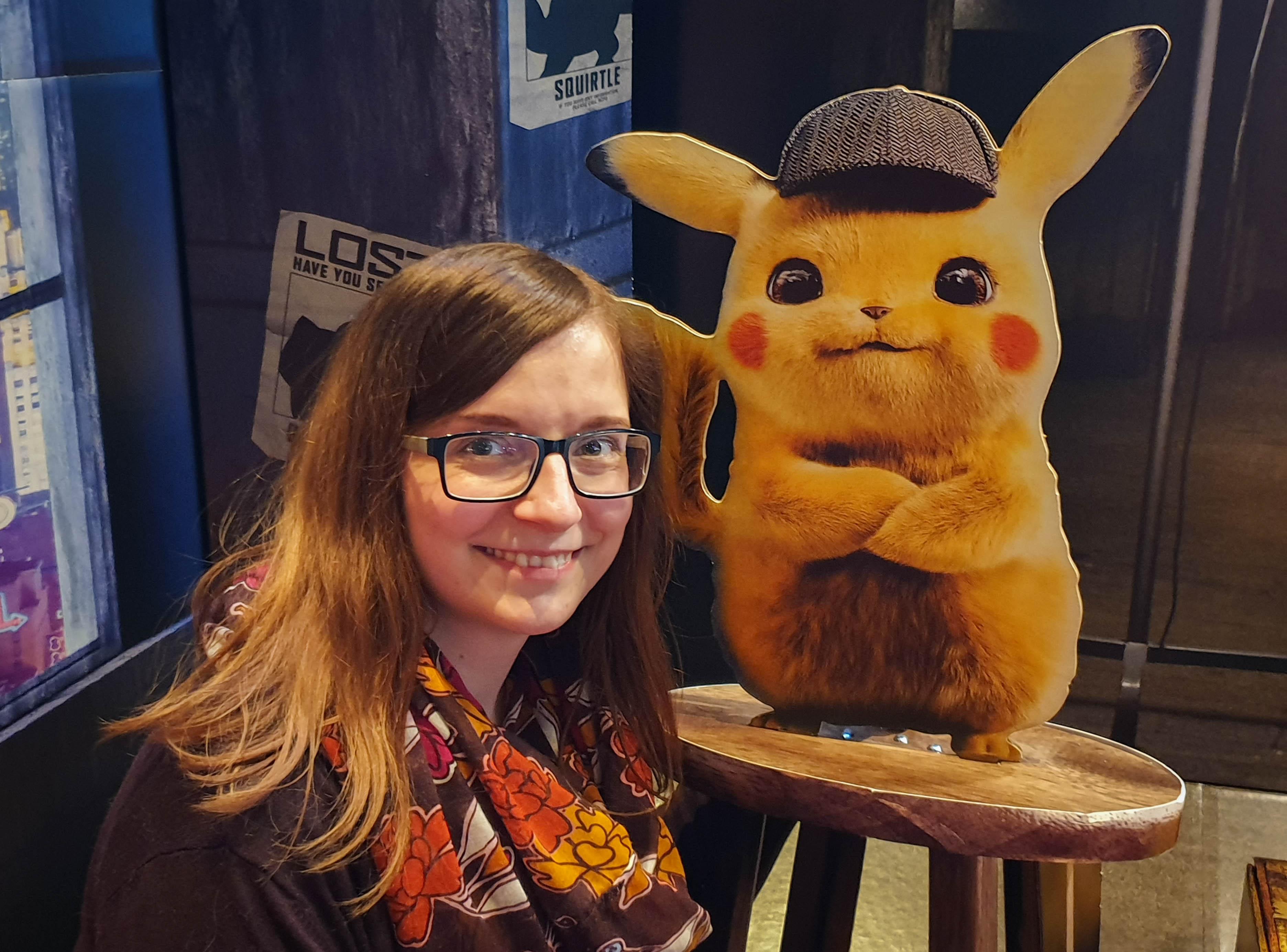 Pokémon: Meisterdetektiv Pikachu graphic