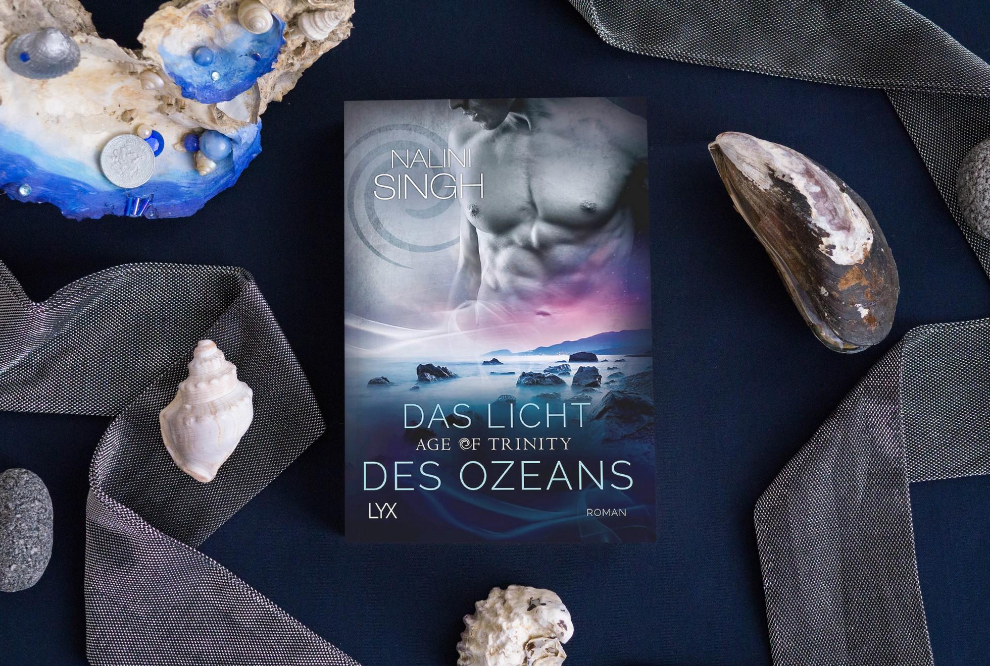 Age of Trinity: Das Licht des Ozeans – Nalini Singh graphic