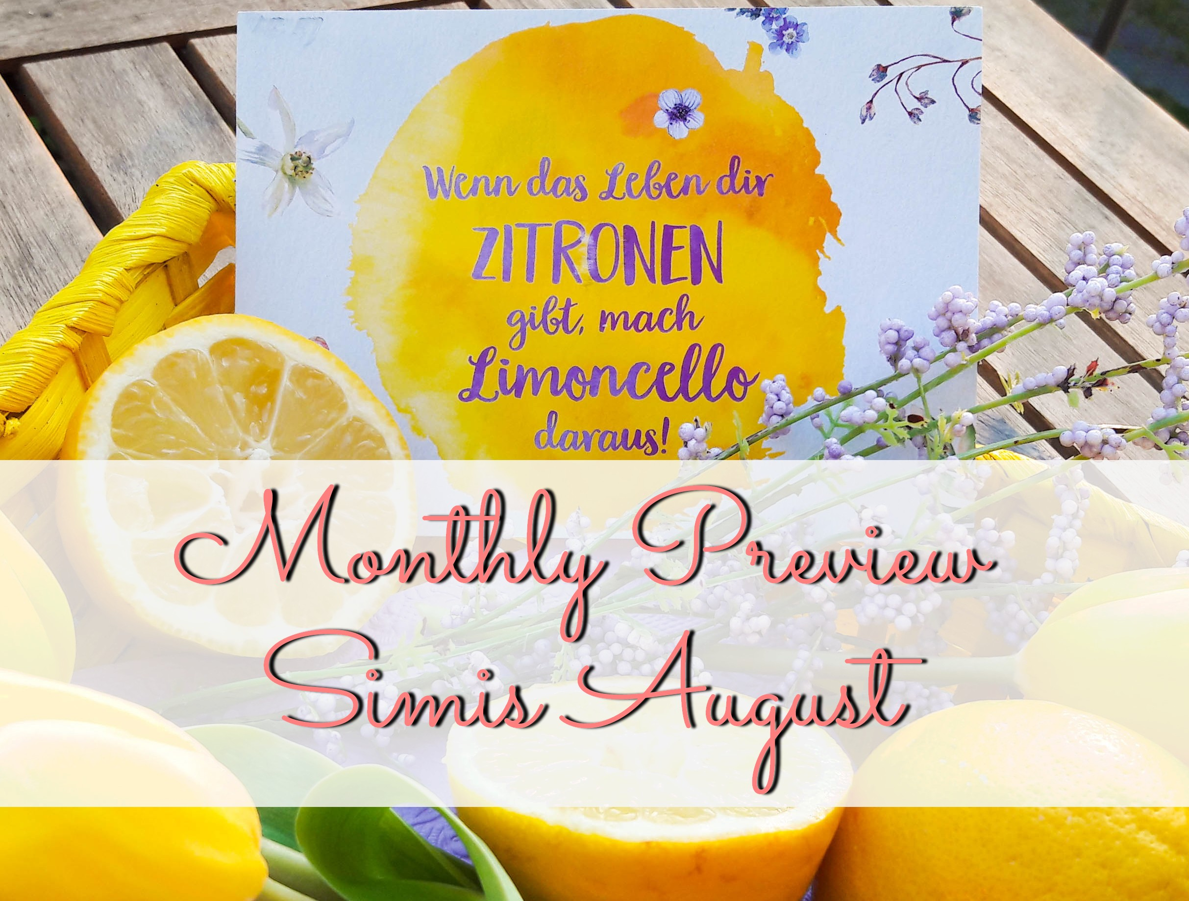 Monthly Preview: Simis August graphic