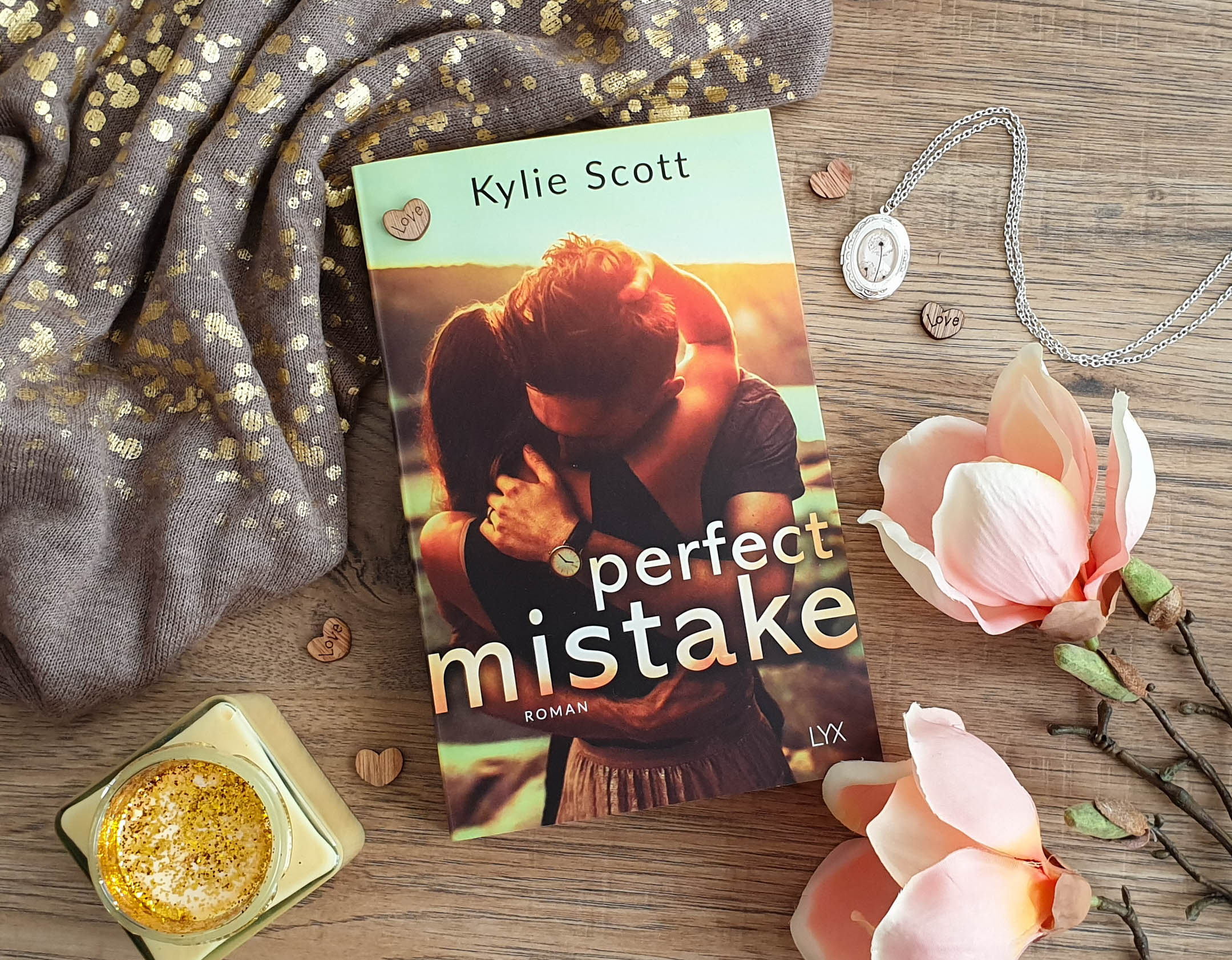 Perfect Mistake – Kylie Scott graphic