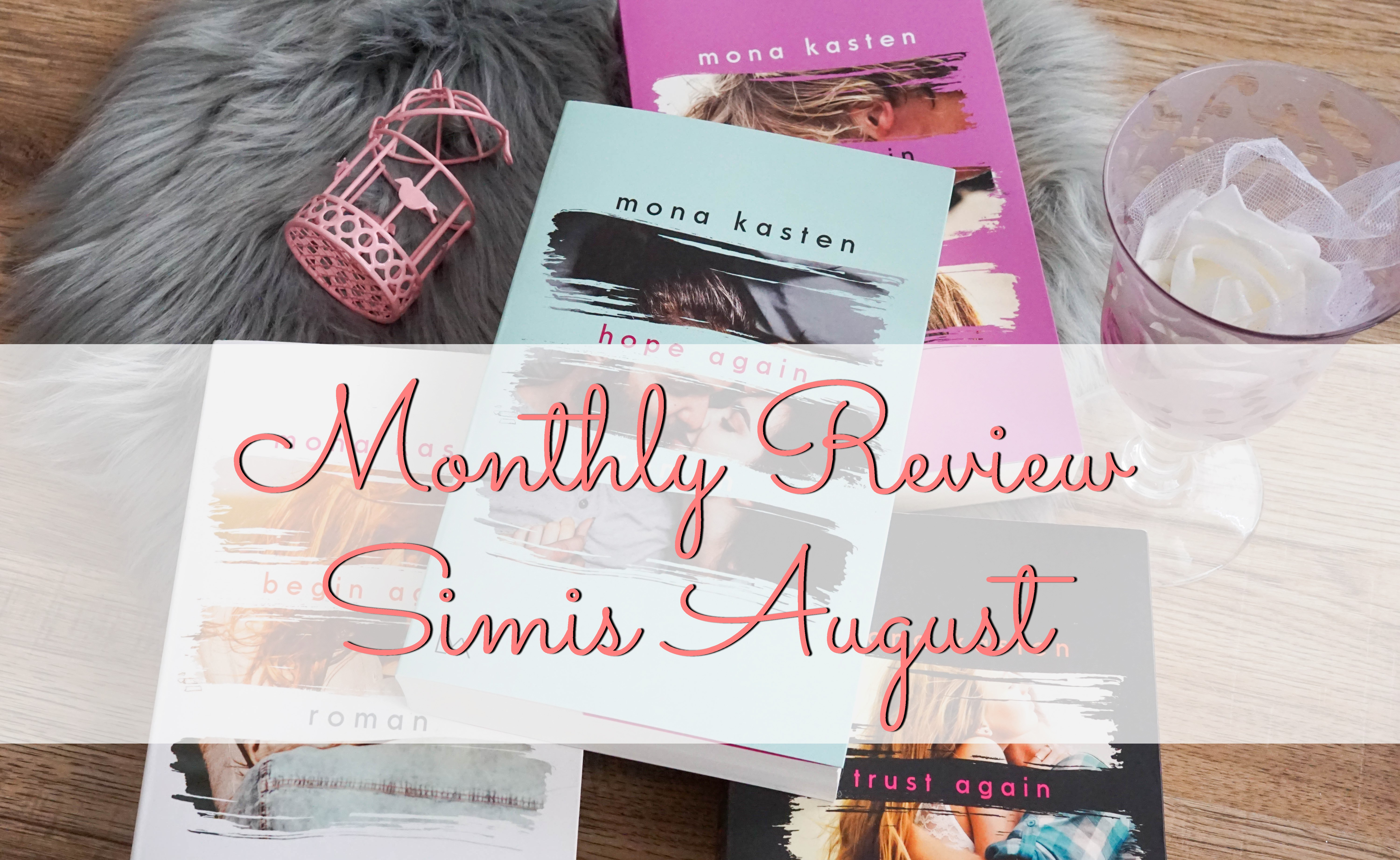 Monthly Review: Simis August graphic