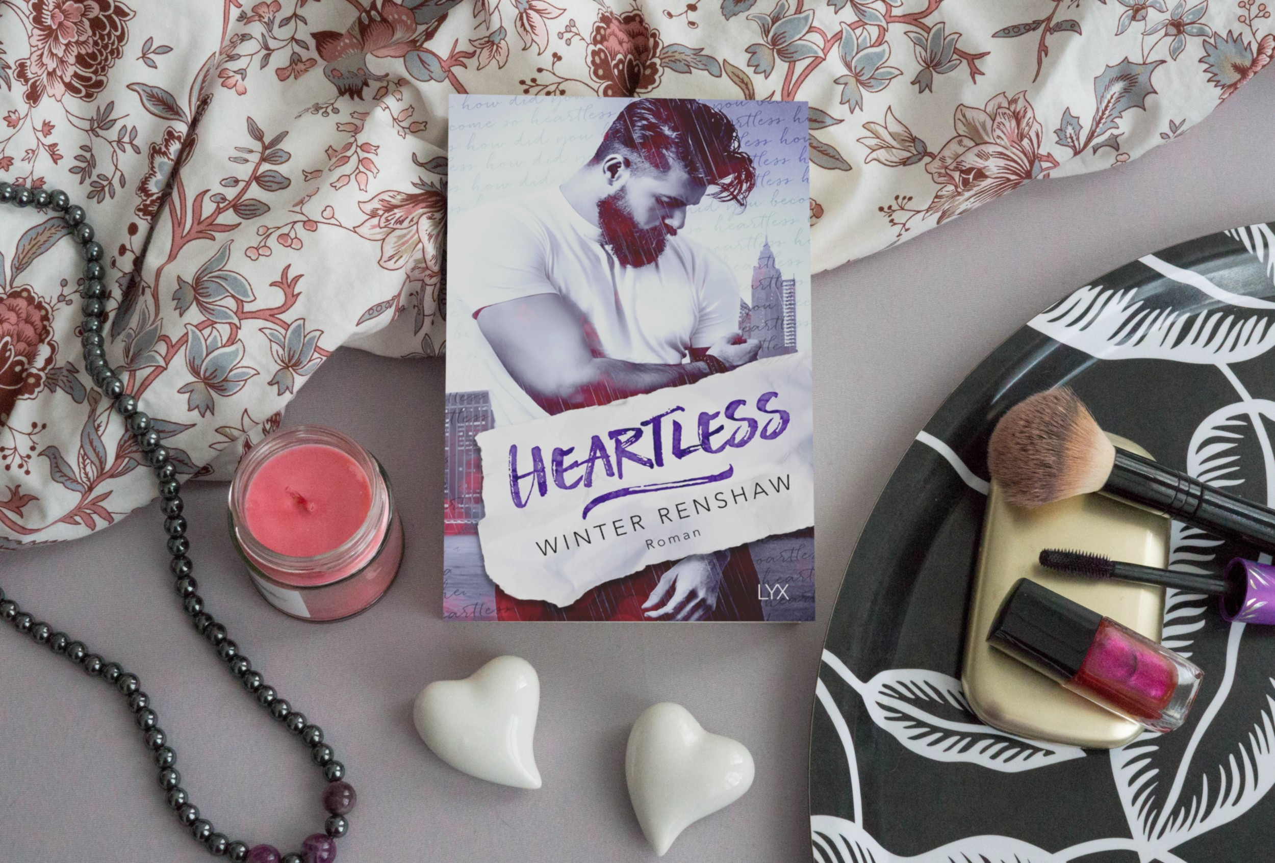 Heartless: Amato Brothers 1 – Winter Renshaw graphic