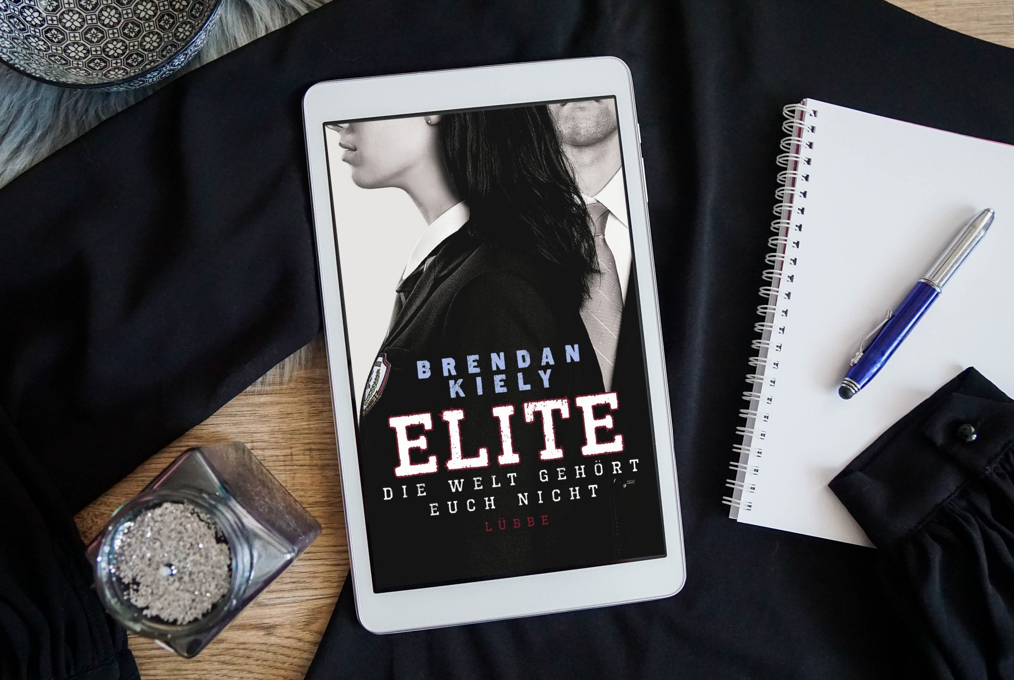 Elite: Die Welt gehört euch nicht – Brendan Kiely graphic