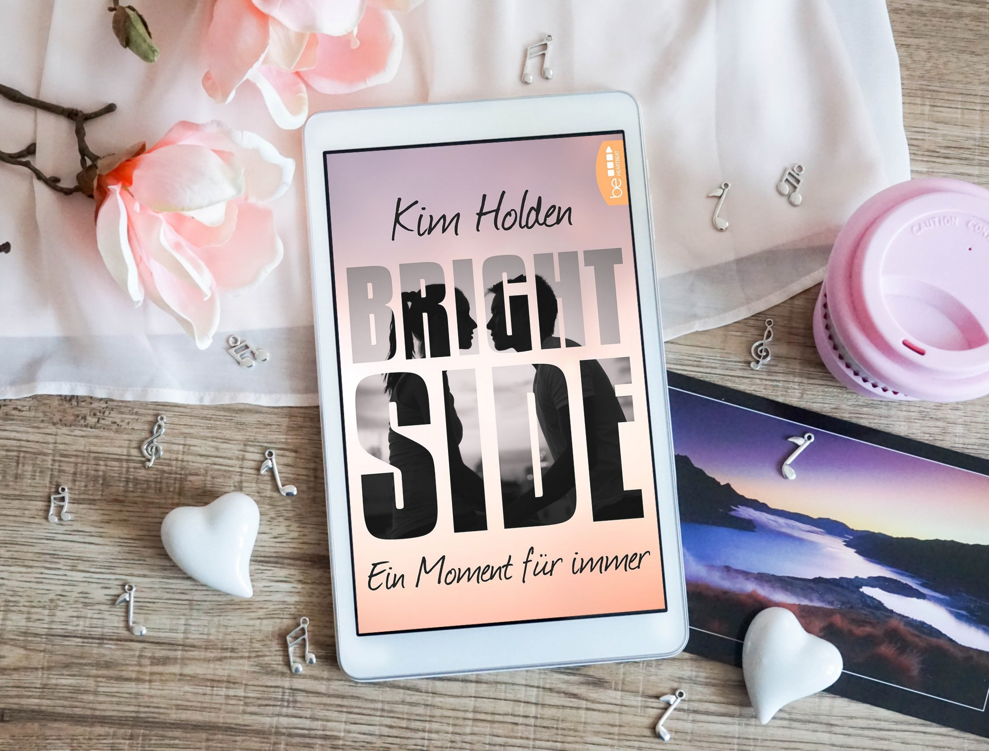 Bright Side: Ein Moment für immer – Kim Holden graphic