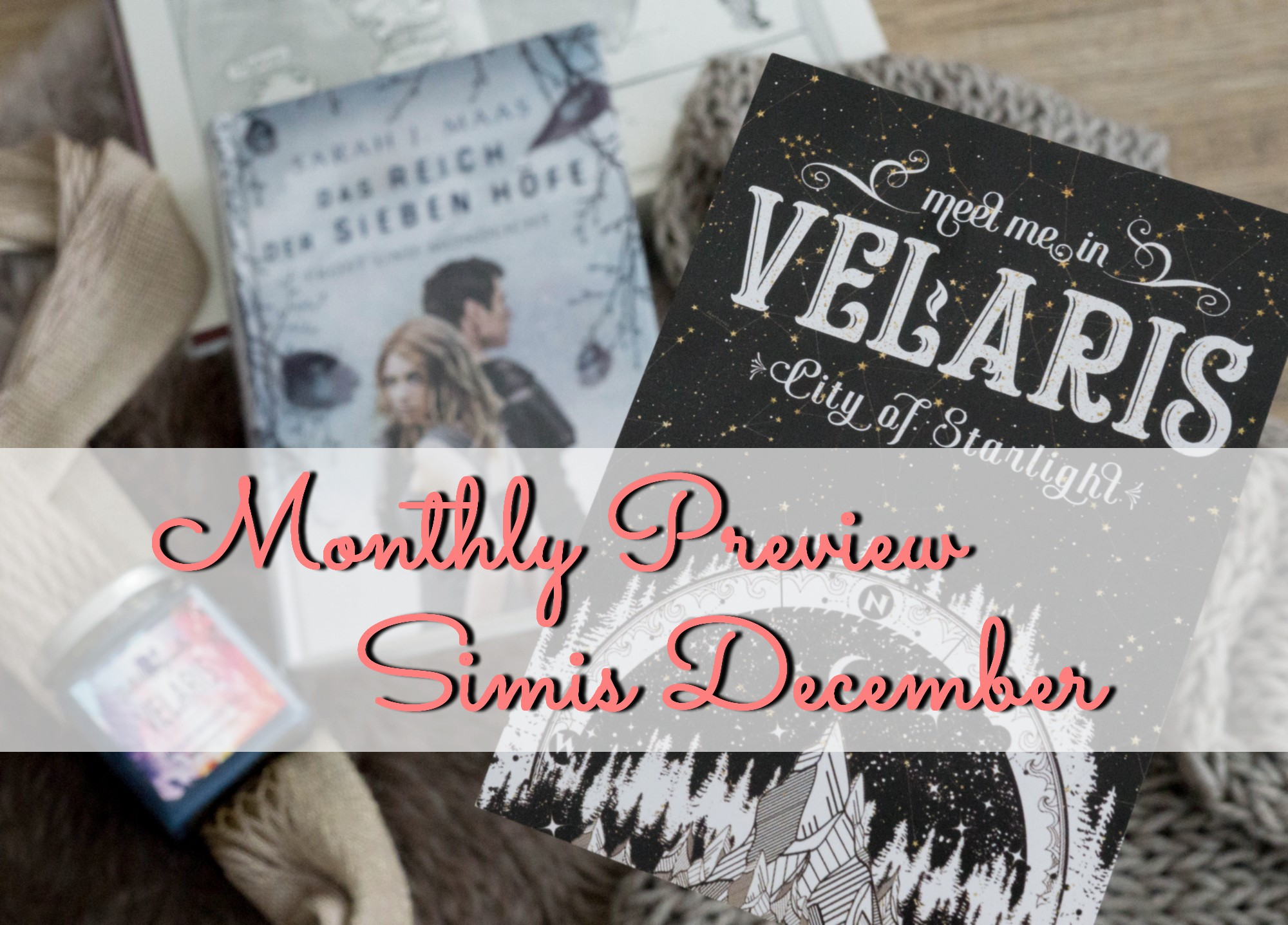 Monthly Preview – Simis December