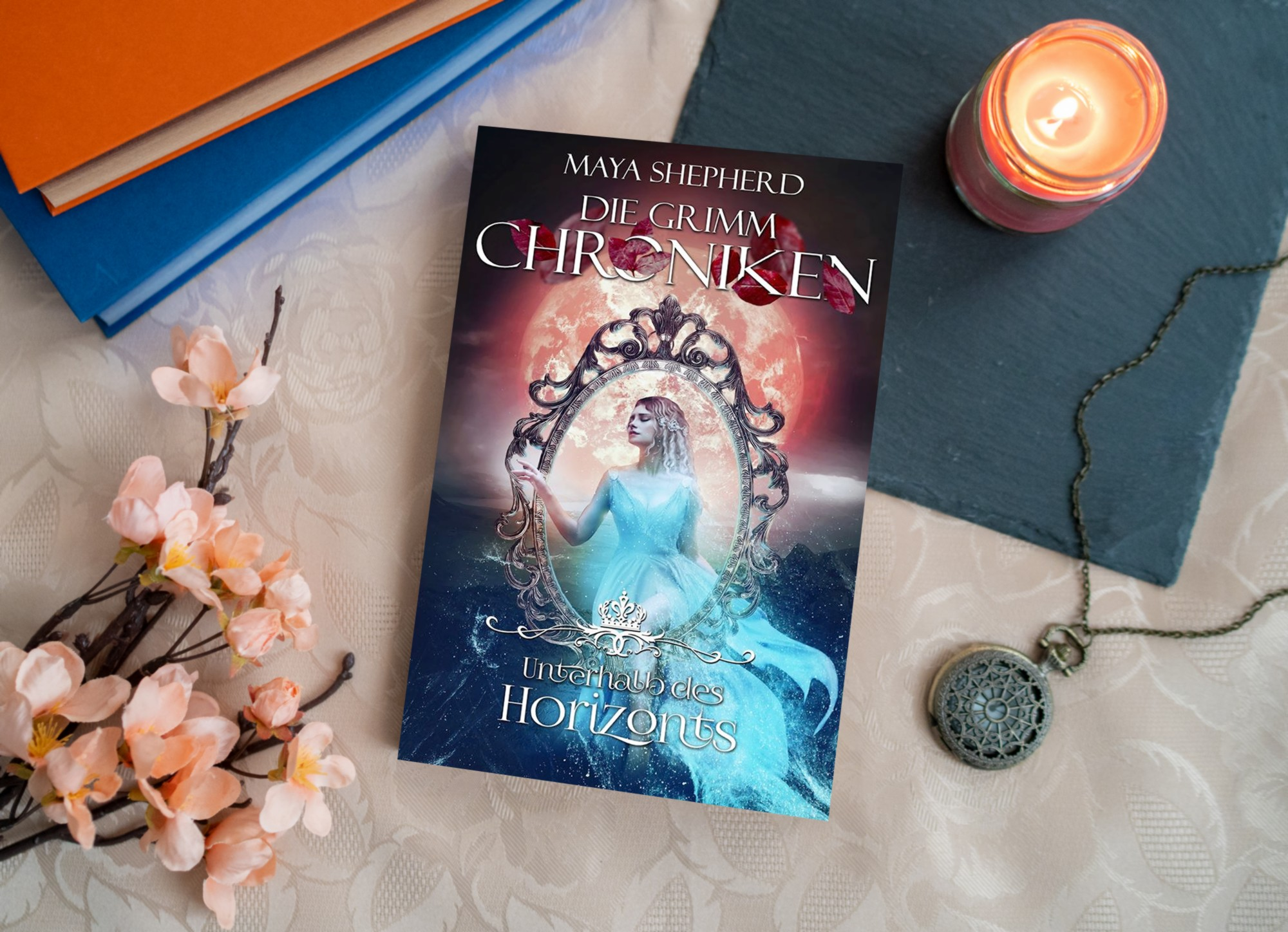 Die Grimm-Chroniken: Unterhalb des Horizonts – Maya Shepherd graphic