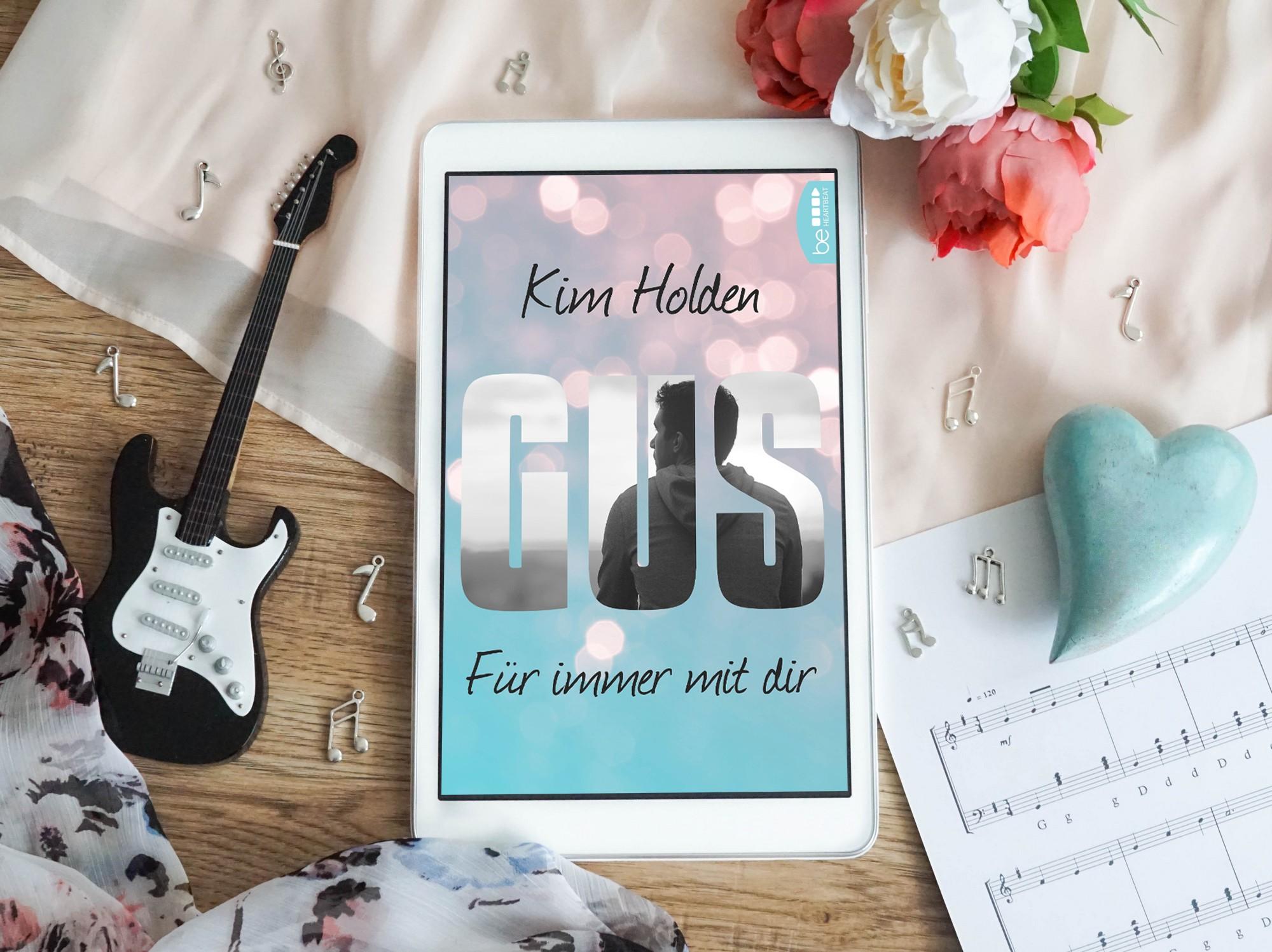 Gus: Für immer mit dir – Kim Holden graphic