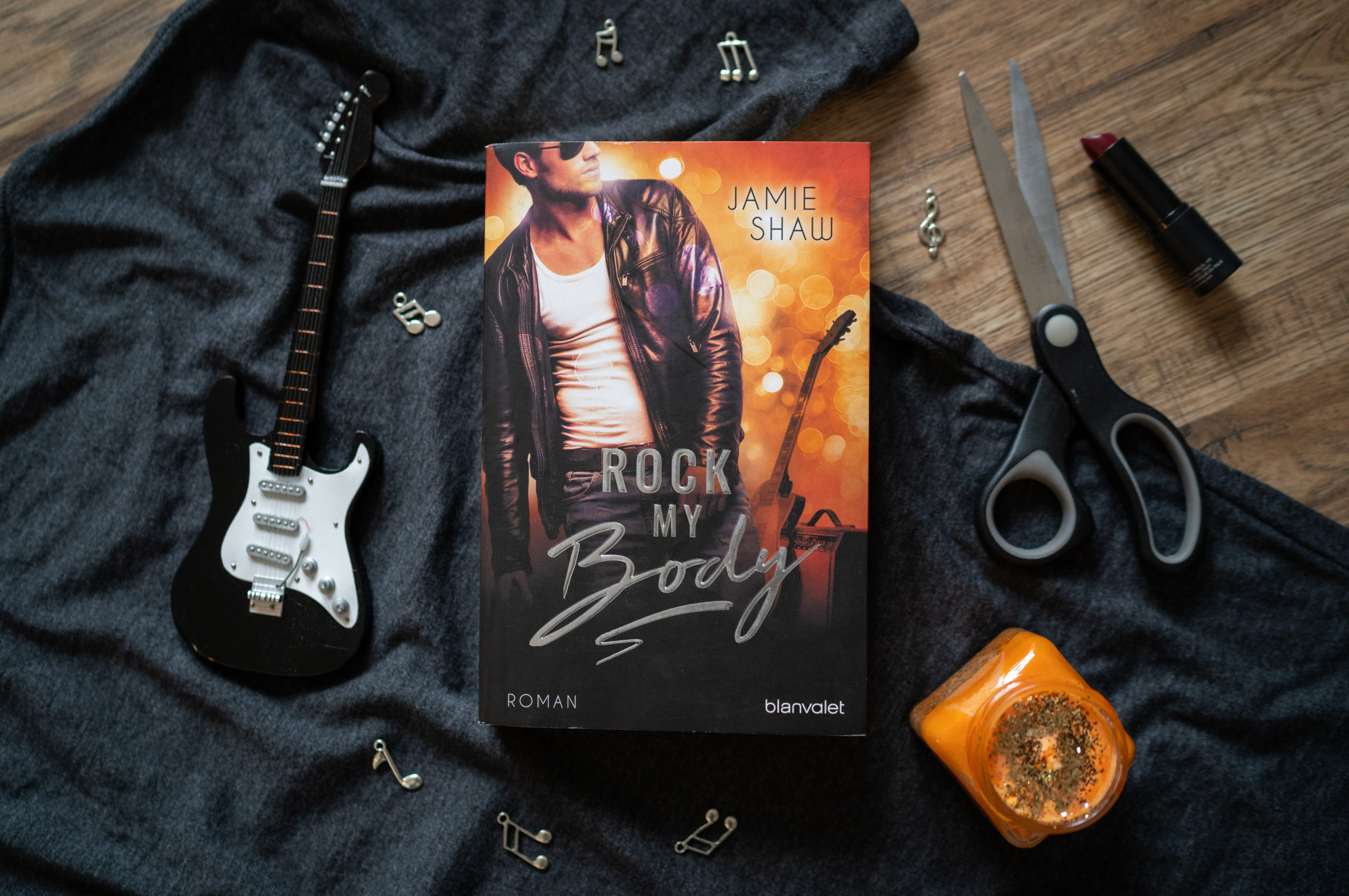 Rock My Body – Jamie Shaw graphic