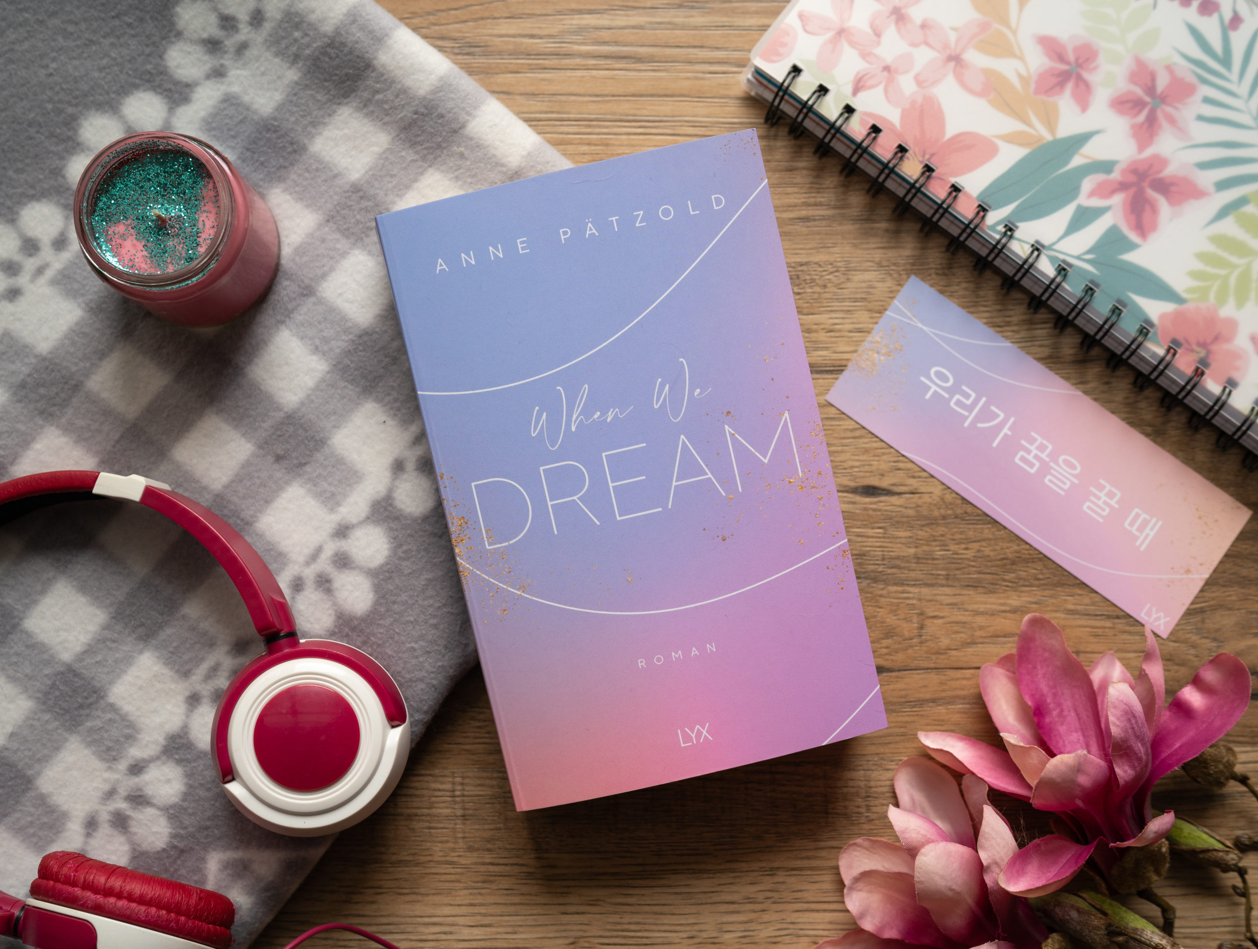 When We Dream – Anne Pätzold graphic