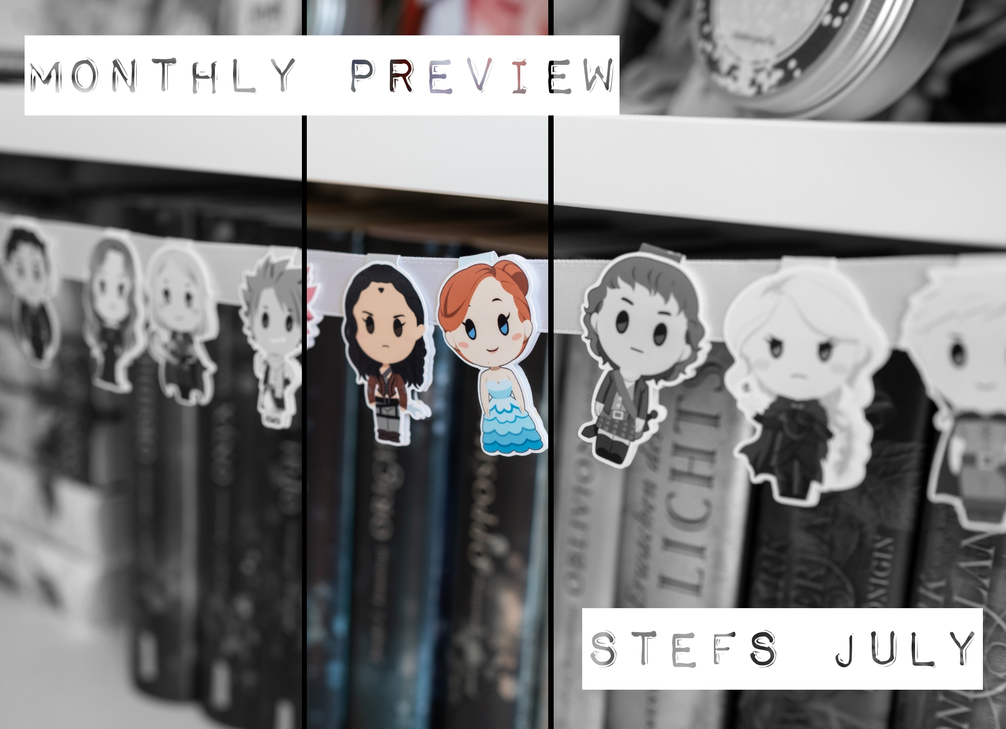 Monthly Preview: Stefs July graphic