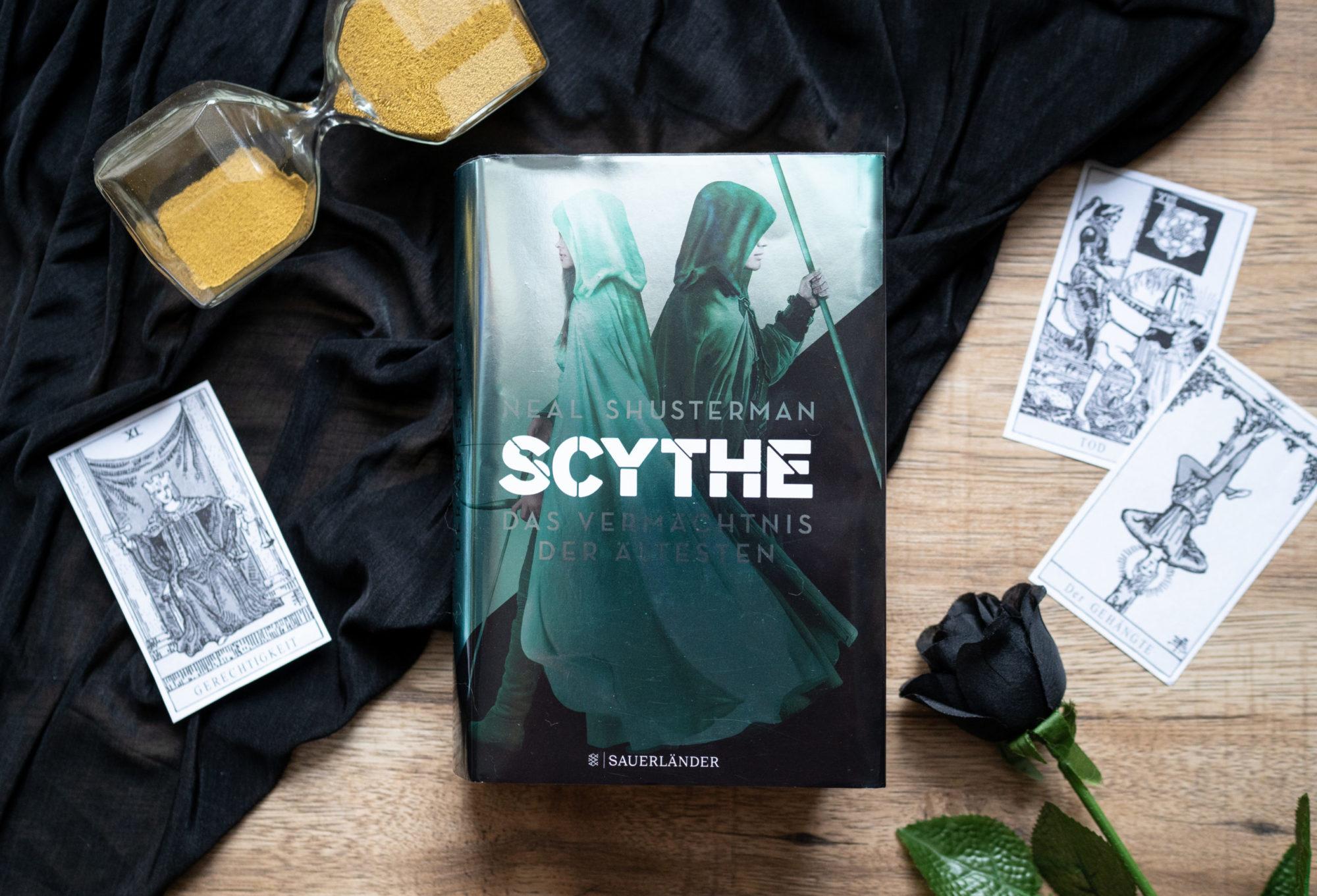 Scythe: Das Vermächtnis der Ältesten – Neal Shusterman graphic