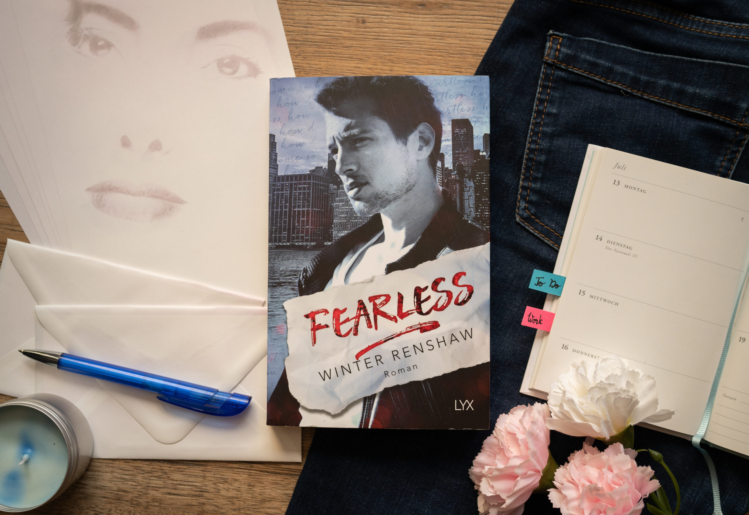 Fearless: Amato Brothers 2 – Winter Renshaw graphic