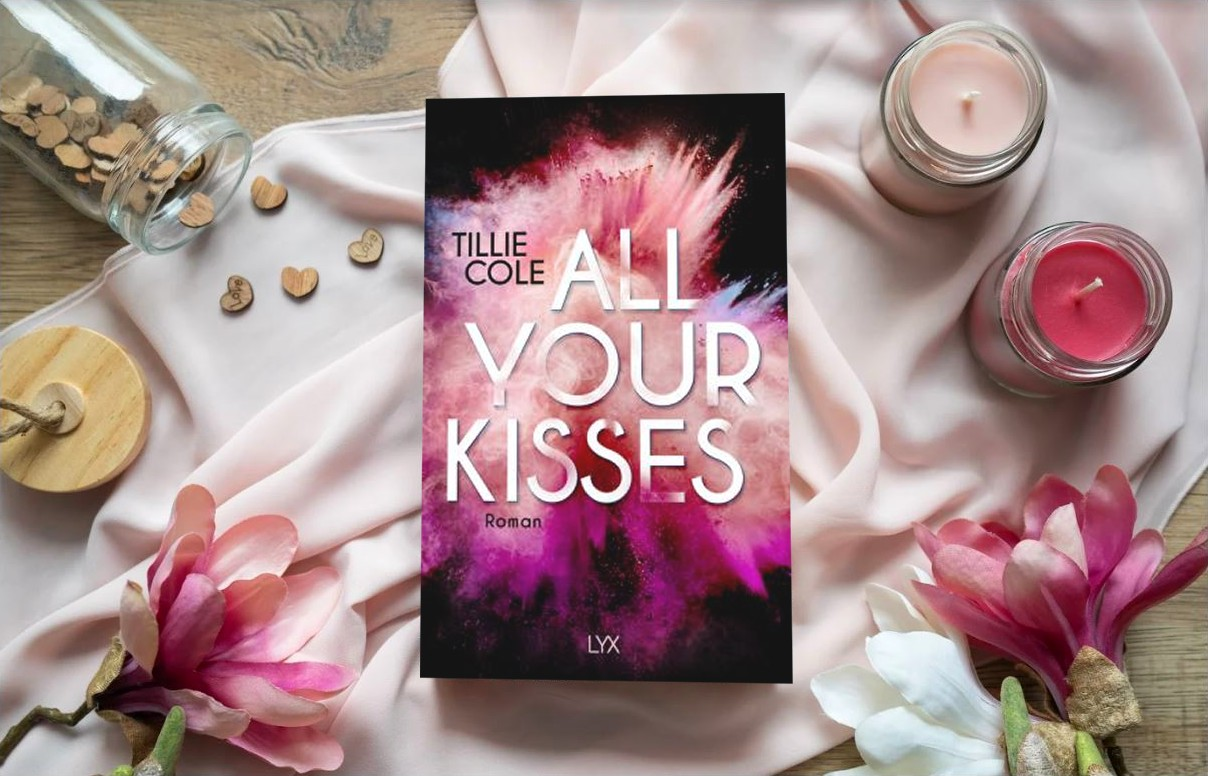 All Your Kisses – Tillie Cole graphic