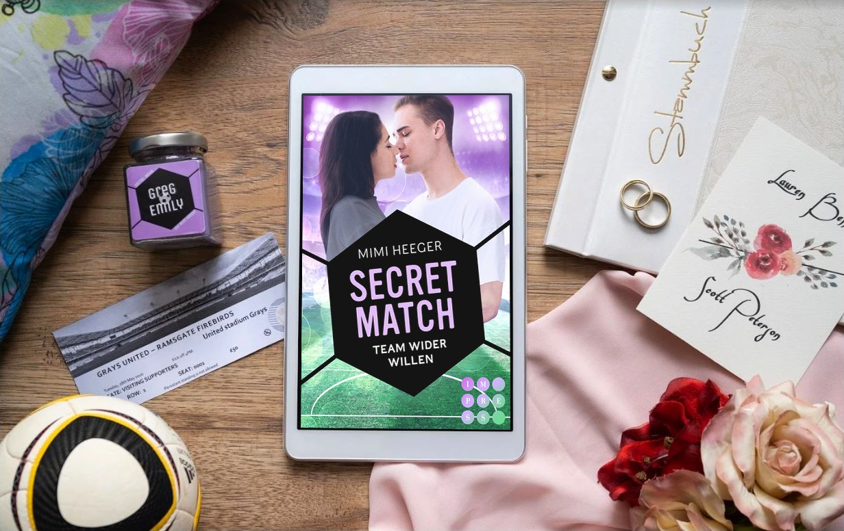 Secret Match: Team wider Willen – Mimi Heeger graphic