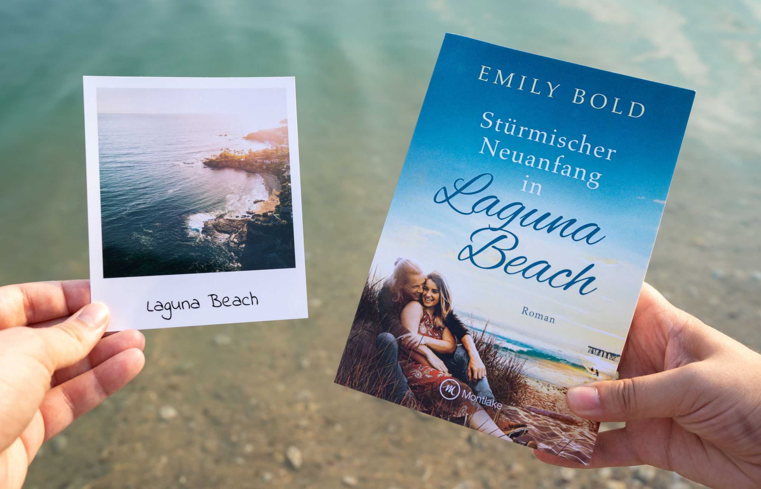 Blogger-Aktion: Laguna Beach mit Emily Bold graphic