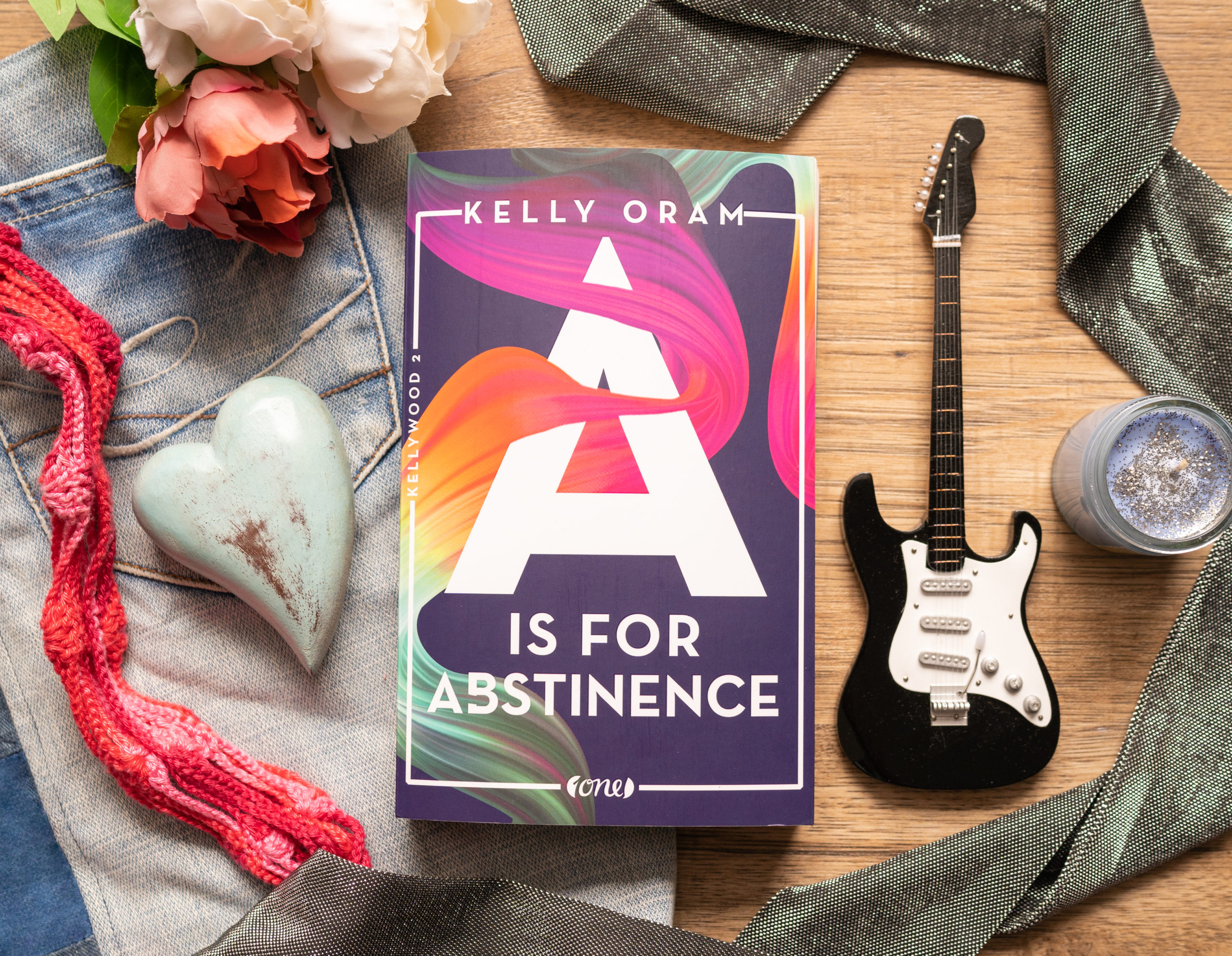 A is for Abstinence – Kelly Oram graphic