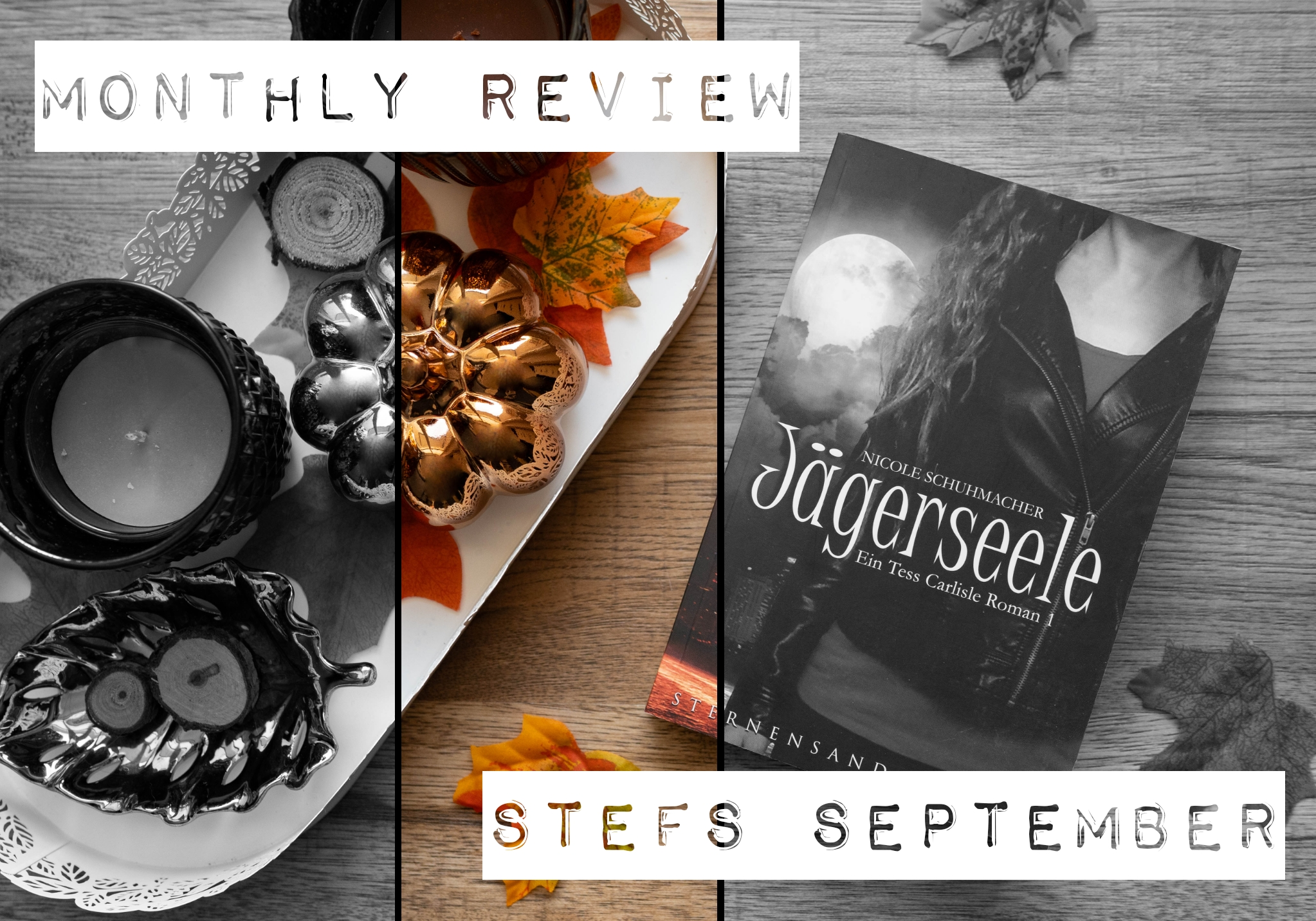 Monthly Review – Stefs September