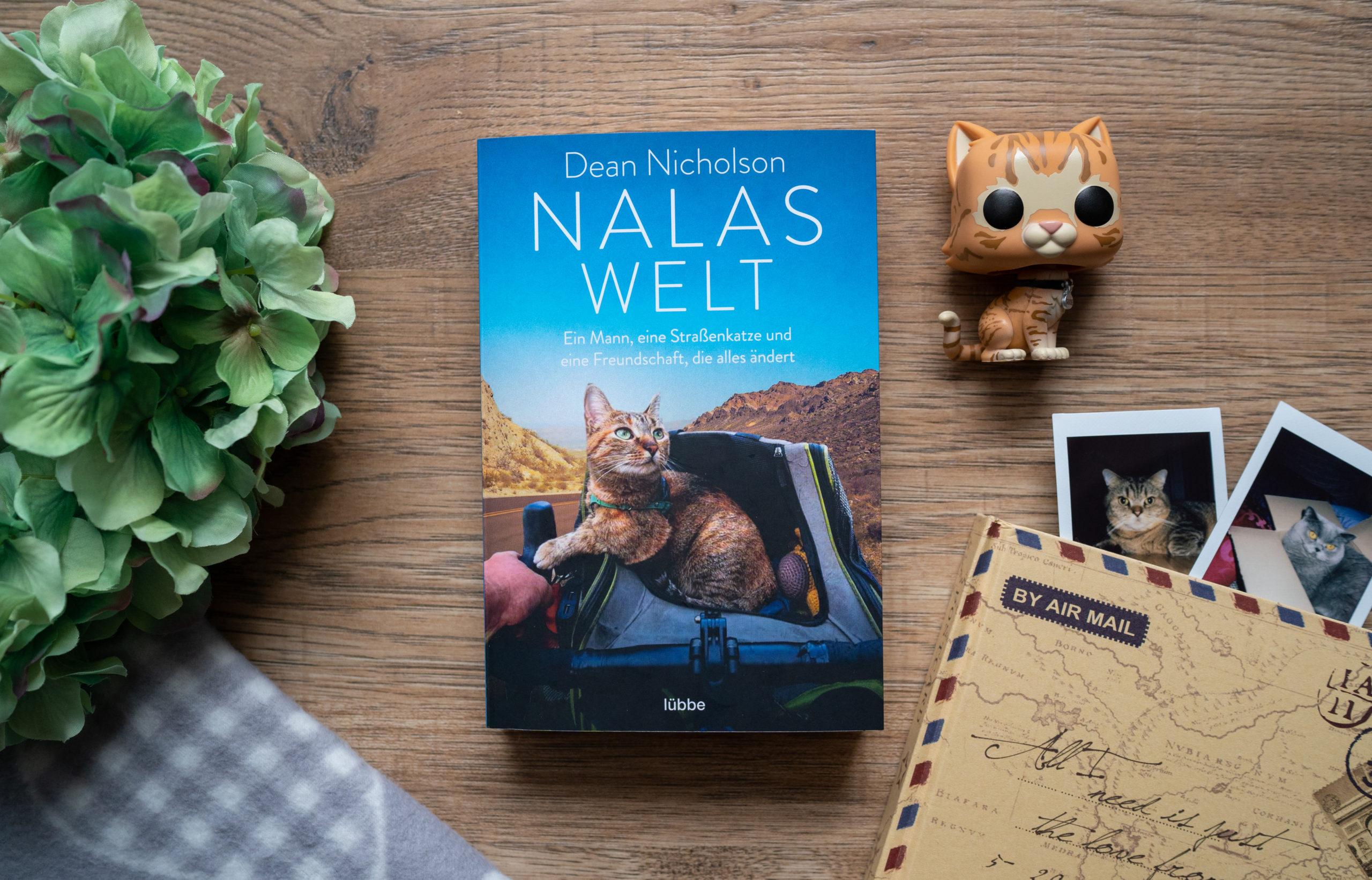 Nalas Welt – Dean Nicholson graphic